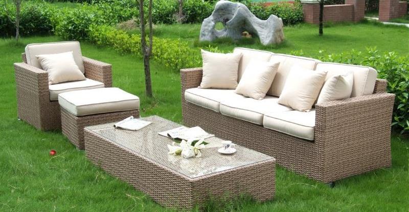 Choisir un salon de jardin selon l'usage