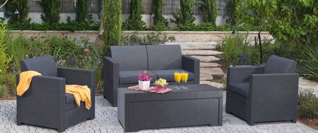 conseils et astuces pour avoir un magnifique jardin choisir un salon de jardin selon l usage. Black Bedroom Furniture Sets. Home Design Ideas