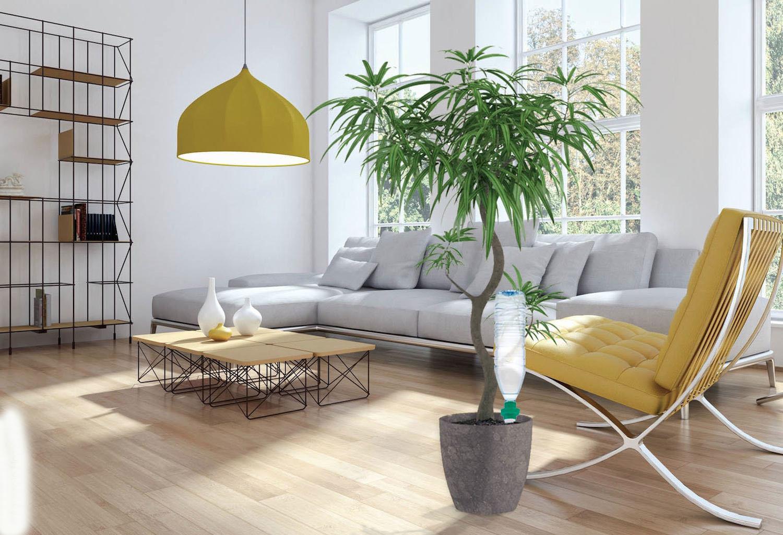 conseils et astuces pour avoir un magnifique jardin arroser la plantes pendant les vacances. Black Bedroom Furniture Sets. Home Design Ideas