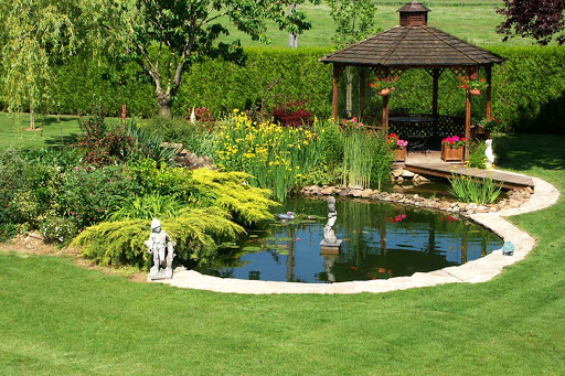 A savoir avant de construire son bassin de jardin